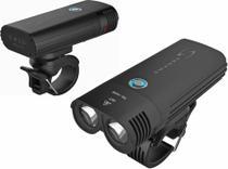 Farol para bicicleta Serfas E-Lume 1200 Lumens USB Led -