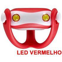 Farol Vista Light Infini I-203R Led Vermelho WUKONG Vermelho -