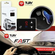 Fast 1.0 B Módulo Acelerador GM Fiat Jeep Nissan Plug  Play - Tury