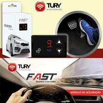 Fast 1.0 E Módulo Aceleração Honda Conector Plug  Play - Tury
