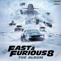 Fast and Furious 8 - Warner music (cd)