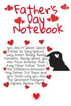 Father's Day Notebook - Inge baum