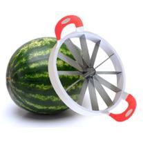 Fatiador Cortador de Melancia 25cm Melor Slicer  Laranja - Horizonte Virtual