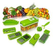 Fatiador Legumes Cortador Verduras Espiral Ralador Picador Multiuso Nicer - Msdshopp