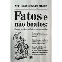 Fatos e Não Boatos - Scortecci Editora -