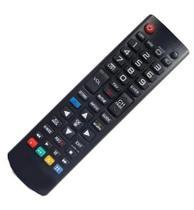 Fbg-7027 controle smart tv lg 3d -