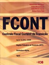 Fcont - controle fiscal contabil de transicao - Iob/sage