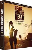 Fear the Walking Dead - 1ª Temporada Completa (Blu-Ray) - Playarte (rimo)