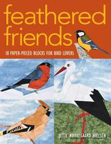 Feathered Friends-Print-on-Demand-Edition - C&T Publishing, Inc. -