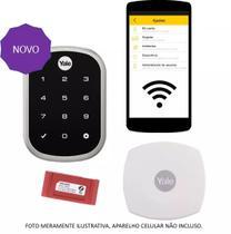 Fechadura Digital Yale Yrd 256 Rl Wi-fi -