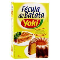 Fécula de Batata 200g - Yoki -