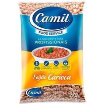Feijao Carioca Tipo 1 2kg Camil -