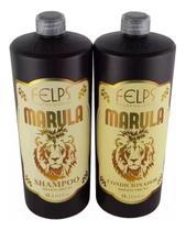 Felps marula hipernutrição kit duo 2x1l - Felps Professional
