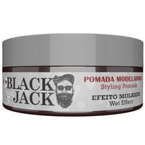 Felps men black jack pomada modeladora efeito molhado 120g -