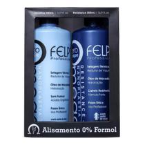 Felps omega zero selagem kit resistance + sensitive 2x500ml -