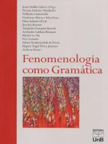 Fenomenologia Como Gramática - Unb -