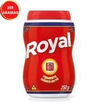 Fermento em Pó Quimico 250g Royal -