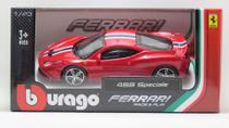 Ferrari 458 Speciale - Race & Play - Box - 1/43 - Bburago -