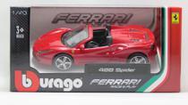 Ferrari 488 Spider - Race & Play - Box - 1/43 - Bburago -
