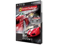 Ferrari Challenge para PS3 - Ecogames