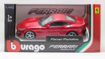 Ferrari Portofino - Race & Play - Box - 1/43 - Bburago -