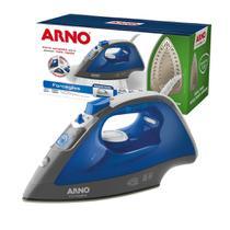 Ferro a vapor Arno Forcegliss FFC1 Base Cerâmica 1520w Azul 110v -