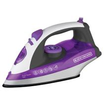 Ferro a Vapor Black  Decker Multi Steam X6000 - Roxo - Blackdecker