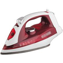 Ferro de Passar Roupas Black e Decker à Vapor Base Ceramic PLUS AJ3056 -