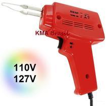 Ferro de Soldar Profissional FIRE 100 127V - HIKARI -