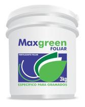 Fertilizante Foliar para Gramas E Gramados Maxgreen Balde Com 3kg - Forth