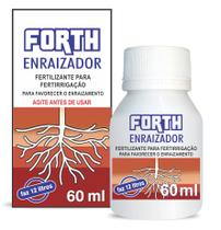 Fertilizante Forth Enraizador Líquido Concentrado 60ml -
