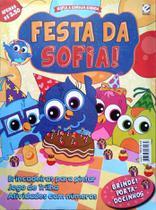 Festa da Sofia - Revistinha: Col. Sofia a coruja sabida - Escala