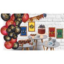 Festa Harry Potter Kit Só um Bolinho - 7 Itens - Festcolor