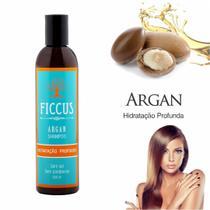 Ficcus - Shampoo Argan (300 Ml) -