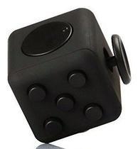 Fidget Cubo Para Relaxar Cube Anti Estresse Brinquedo Dedo Apertar Para Toc Preto (BSL-GIRA-3) - Braslu