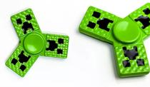 Fidget Hand Spinner - Minecraft - Honey