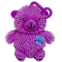Fidget Toys Mini Ursinho De Apertar Com luz - Nfranca