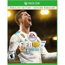 Fifa 18: Edição Ronaldo - Xbox One - Microsoft