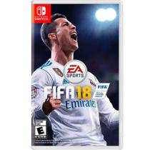 Fifa 18 - Nintendo Switch - Electronic arts