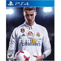 FIFA 18 para PS4 - EA - Ea games