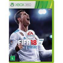 FIFA 18 - Xbox 360 - Ea games