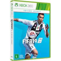 FIFA 19 Edição Legacy - Xbox 360 - Microsoft