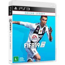 FIFA 19 PS3 em Português Mídia Física Lacrada - Eletronic arts