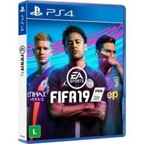 FIFA 19 PS4 Mídia Física Lacrada em Português - Eletronic arts