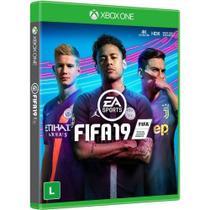 FIFA 19 Xbox One Mídia Física Lacrada - Eletronic arts