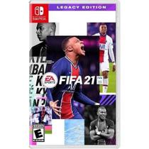FIFA 21 Legacy Compatível Switch - Nintendo