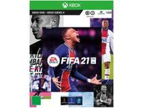 FIFA 21 para Xbox One EA - Lançamento -
