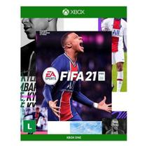 Fifa 21 Xbox One Midia Fisica - Xboxone