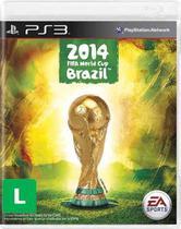 FIFA Copa Do Mundo 2014 - PS3 - Ea