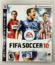 Fifa soccer 10 - ps3 - Easports
